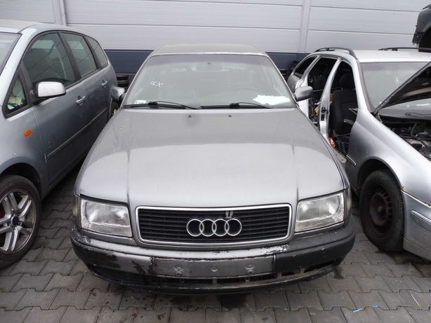 Audi 100 c4 Sedan 2.0 8V AAD 115 Km Skrzynia AXP Maska Błotnik Drzwi