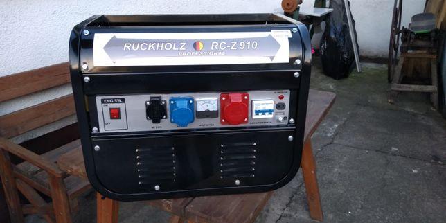 Ruckholz RC Z 910, Agregat prądotwórczy, nowy, mocy, 3 fazowy,