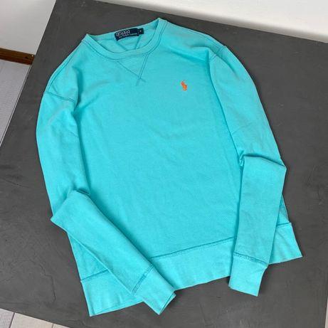 Лонгслив Polo Ralph Lauren original S кофта свитшот мужской