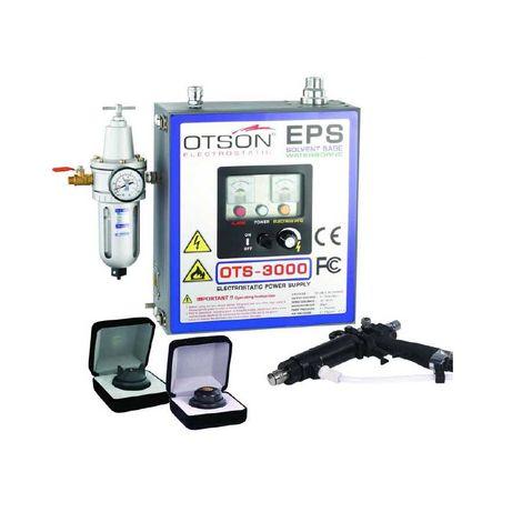 Электростатический краскопульт OTSON OTS-3000 пневматический
