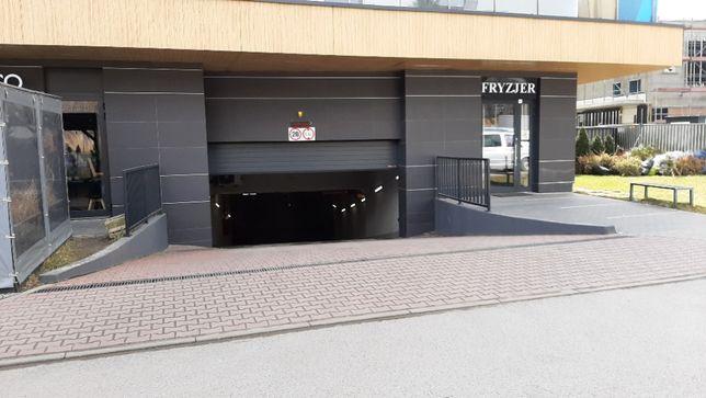Miejsca Postojowe w garażu podziemnym Warszawa ul. Sowińskiego 25