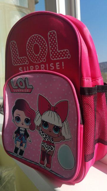 Рюкзак LOL для дівчинки