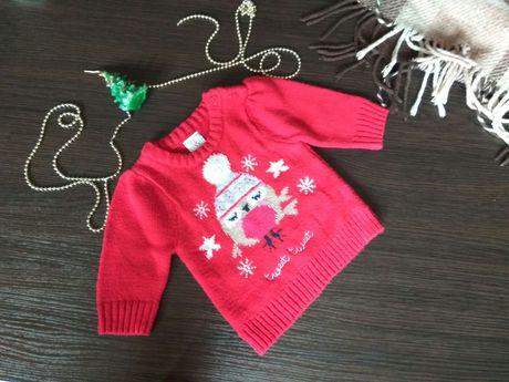 Новогодний свитер (кофта) для фотосессии