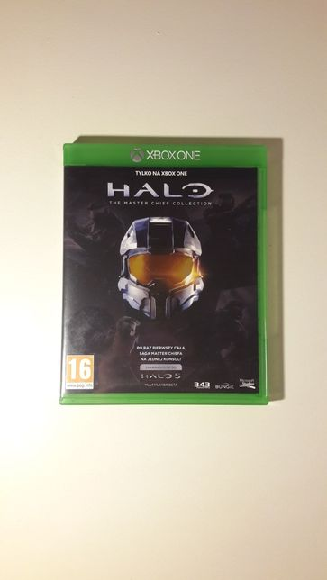 Halo 5 The Master Chief Collection, Xbox One