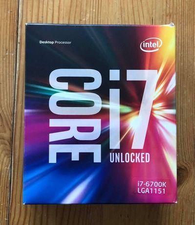 Intel i7-6700K (4.0 Ghz) - Processador (CPU) - (13) - DELIDDED