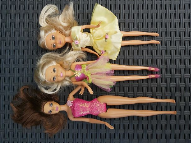 Sprzedam 3 lalki Barbi