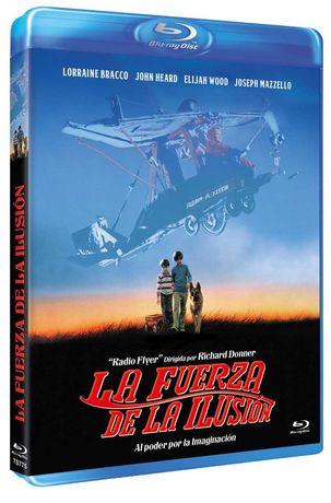 La Fuerza De La Ilusion/A Força da Ilusão(Blu-Ray)-Importado