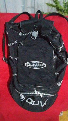 Рюкзак спорт, поход, туризм-большой-новый-Oliver