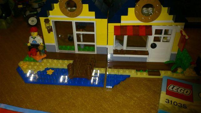 Лего Lego Beach Hut 31035