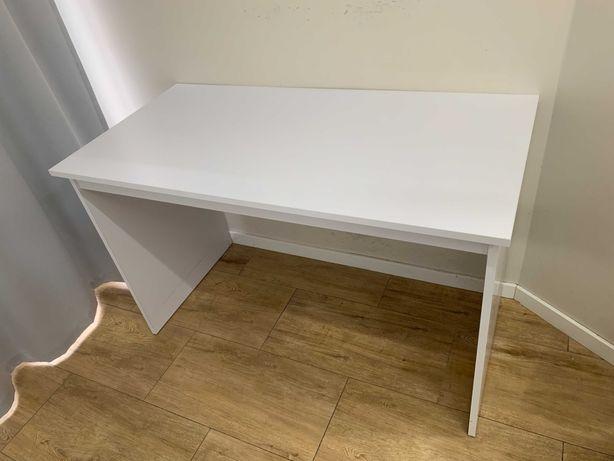 Okazja białe biurko