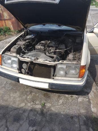 Двигатель Mercedes-Benz W124 2.0 Diesel