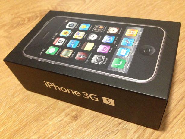 Caixa / embalagem perfeita do iPhone3G completa com ferramenta instruç