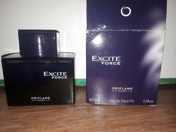 Мужская туалетная вода Oriflame Excite Force