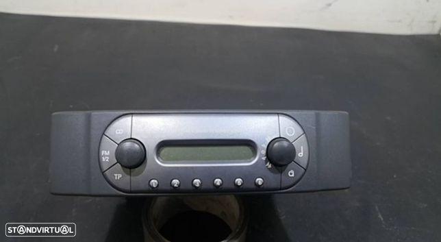 Rádio Smart Fortwo Coupé (450)