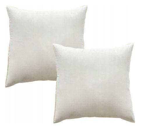 Poduszki MACK pierze białe 50x50