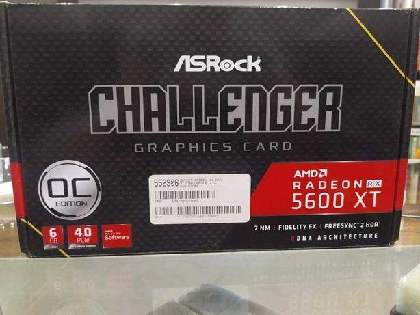 Rx 5600 xt Asrock