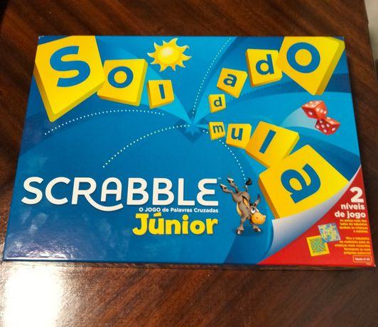 Scrabble Júnior jogo