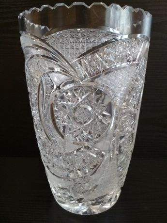 Хрустальная ваза BOHEMIA