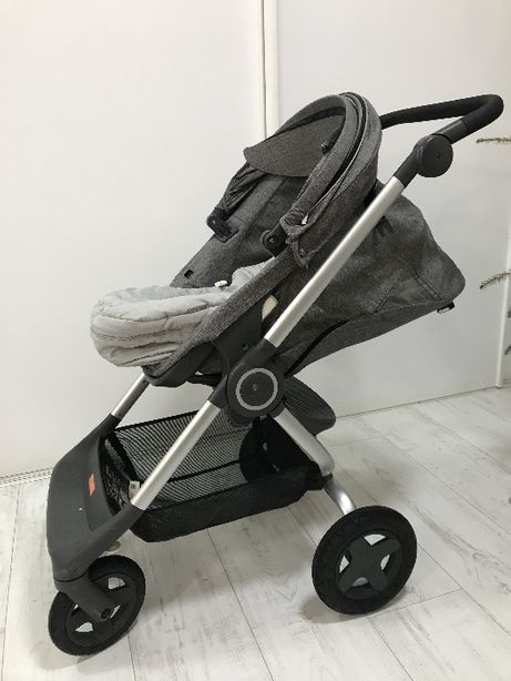 Stokke Scoot 2 в 1 + Автокресло BeSafe izi Go