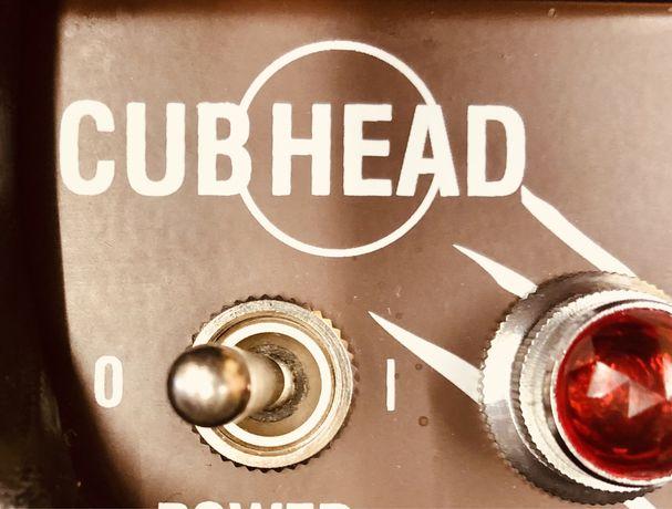 Laney Cub Head - wzmacniacz piec gitarowy lampowy