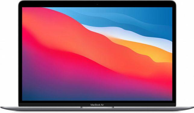MacBook Air M1 Chip 13'/256 (MGN63RU/A)  92990₽  SpaceGray  в наличи