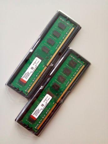 Оперативна пам'ять 8Gb (2x4Gb) DDR3 PC-12800 1600 mHz (For AMD only)