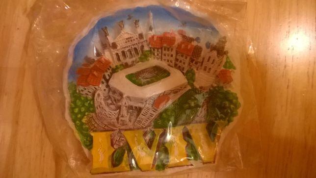 Magnes na lodówkę Lwów Lviv - Euro 2012
