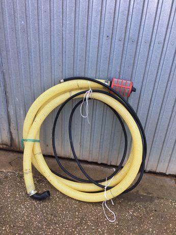Puxador de água para pulverisador