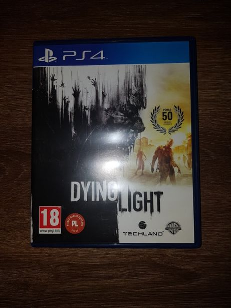 Dying Light na PS4