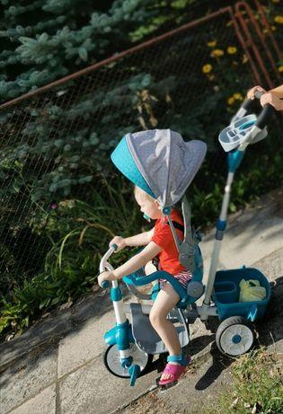 Okazja! Odbiór osobisty, rowerek trójkołowy little tikes 4in1