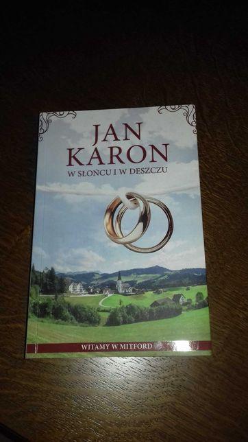 Jan Karon. W słońcu i w deszczu.  Nowa.