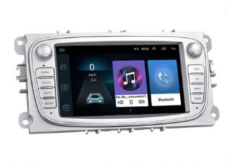 Radio Nawigacja Android 9.1 Ford Focus MK2 / Mondeo MK4 / Galaxy