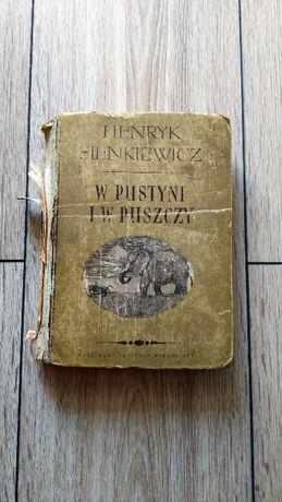 W pustyni i w puszczy - Henryk Sienkiewicz (1969 r.)