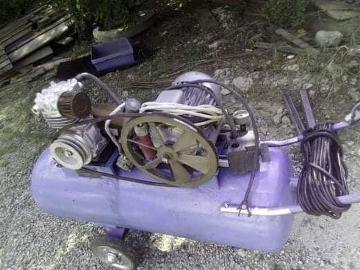 Sprzedam kompresor 140l