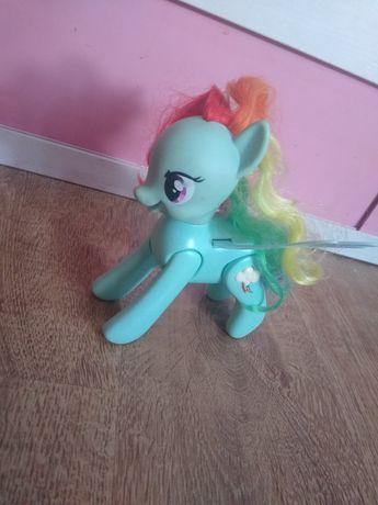 Kucyki pony Skacząca Rainbow Dash