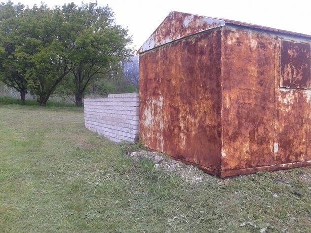 Контейнер, дом металлический, дачный дом, вагончик металлический