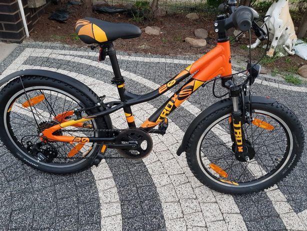 rower S cool trox aluminiowy dla dzieci 20 cali nowy