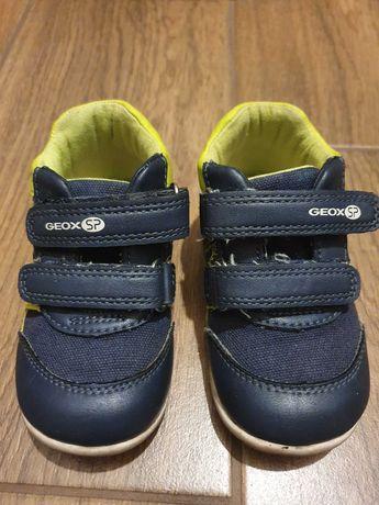 Markowe buty dla chłopca Geox