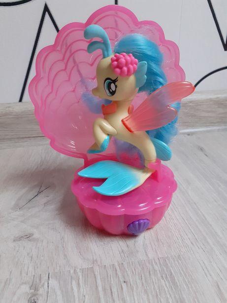 Podwodny świat my little pony. POZYTYWKA