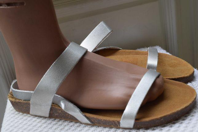 кожаные босоножки сандали сандалии Matas р.42 27,5 см
