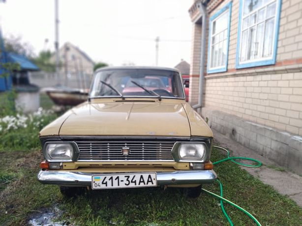 Продам москвич АЗЛК 412