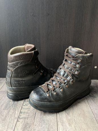 Buty Scarpa trapery myśliwskie skórzane trekkingowe Vibram 39 40