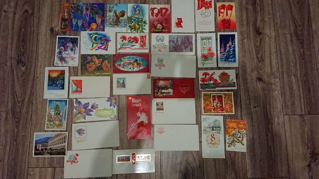 Открытки, конверты СССР