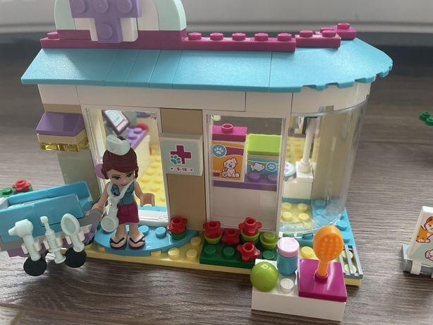 Продам Lego Friends ветеринарная клиника оригинал