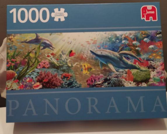 Puzzle 1000 pcs Novo