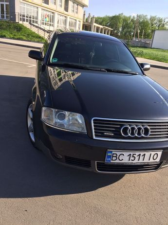 Audi A6 c5 Ауді а6 с5 2.5