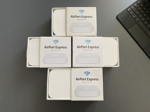 Apple AirPort Express 2 WiFi роутер/маршрутизатор з AirPlay 2 A1392