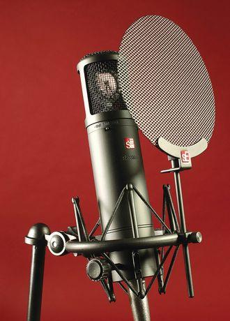 Комплект SE Electronics SE2200 A II (микрофон + паук + поп-фильтр)