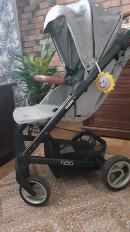 Wózek spacerowy Musty nexo