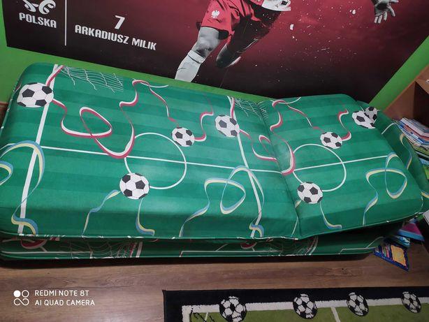 Łóżko z motywem piłkarskim 190x80